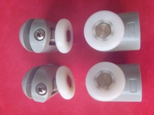 curvetemp shower door rollers R8-26