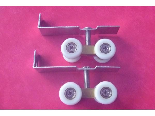 shower door rollers SR022