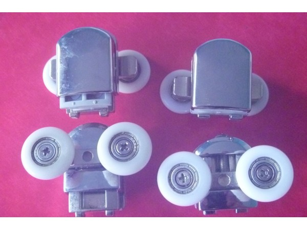 shower door rollers SR029