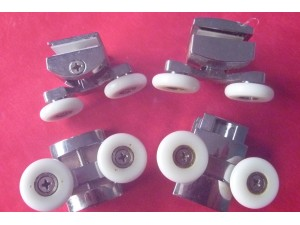shower door rollers SR036