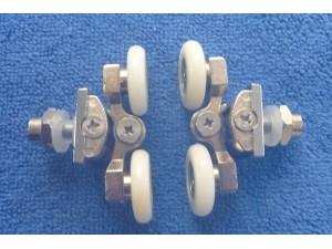 shower door rollers SR003 pair