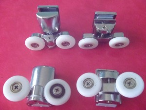 shower door rollers SR018
