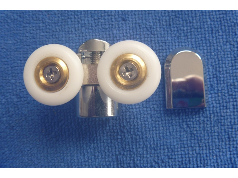 This Is A White Fitting Cover For The Nr070 Roller Units