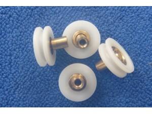 shower door wheels SDH003 X 4