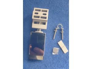 Aquata shower door roller repair kit lower