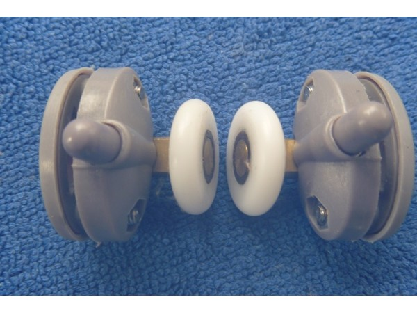 Shower Door Rollers Sr008 Lower Pair