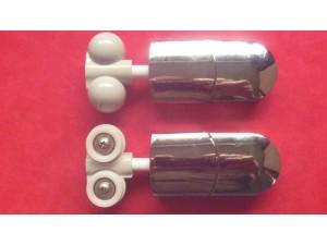 Aquata sliding shower door roller repair kit