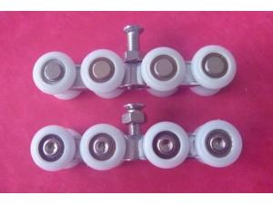 shower door rollers SR027
