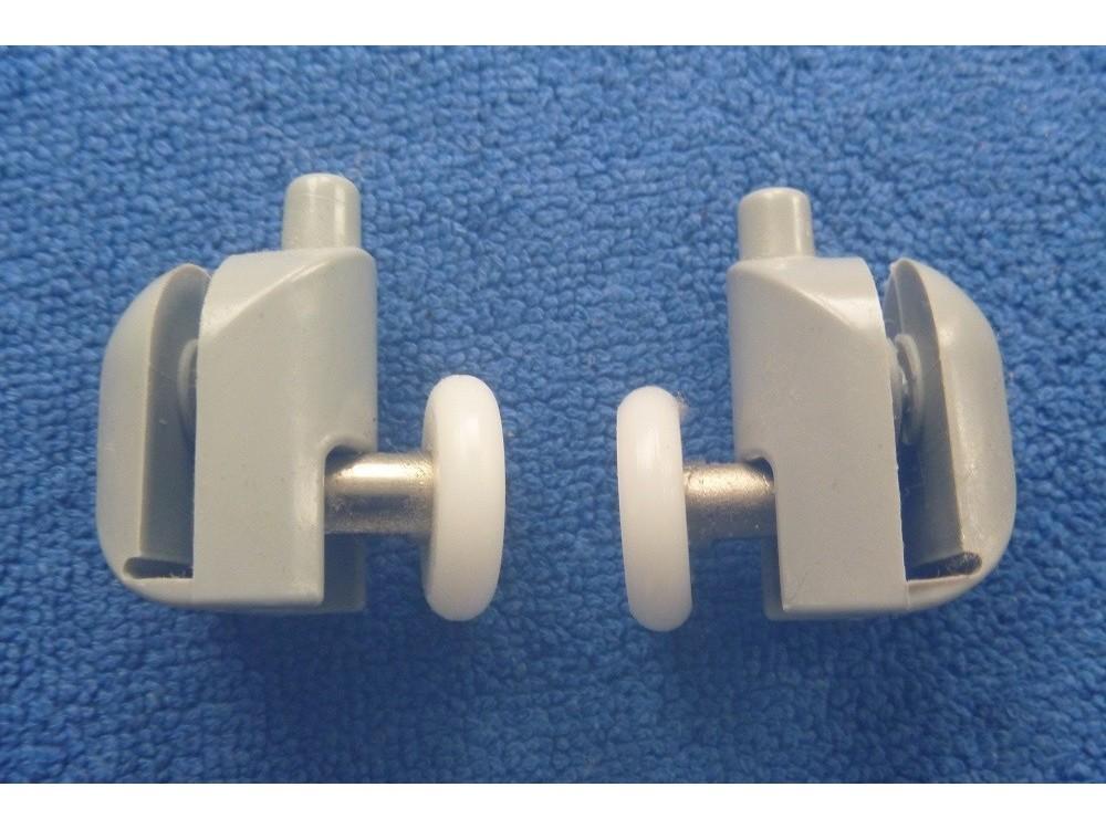Shower Door Rollers Sr001 Lower Roller Pair