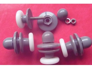 replacement shower door wheels SDH004 X 3