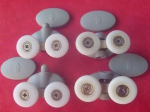 shower door rollers SR002