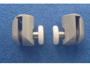 shower door rollers upper pair SR001