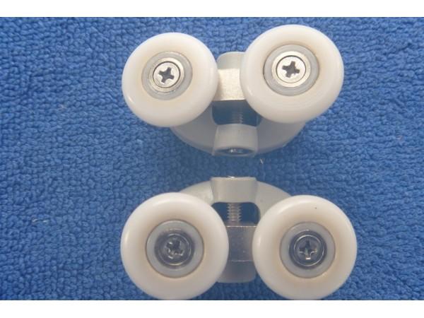 Shower Door Rollers Sr002 Upper Pair