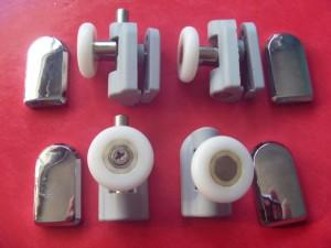 shower door rollers SR042