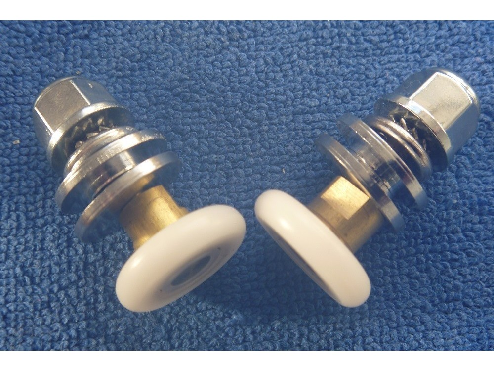 Shower Door Rollers Spr019 Pair