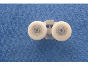 shower door rollers SR002 single upper roller