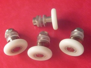 shower door rollers SPR001