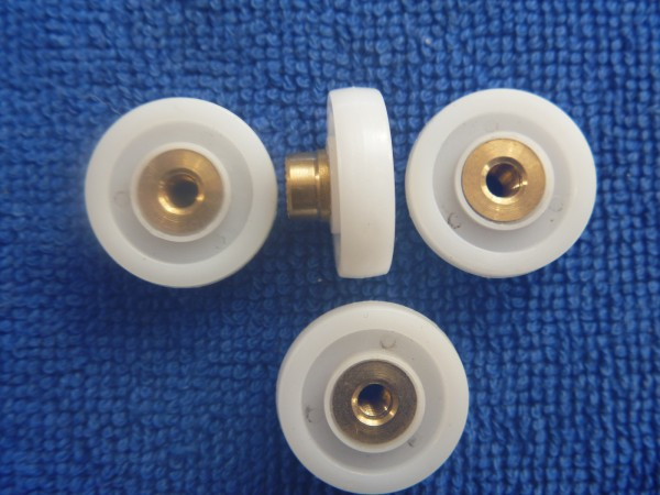 shower door wheels SDH008A