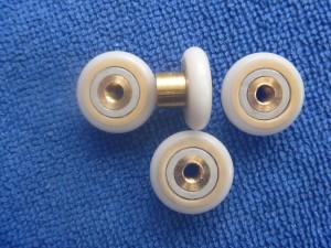shower door wheels SDH008B
