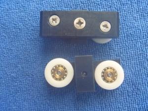 shower door rollers SR023