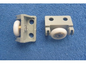NR050 shower door roller unit