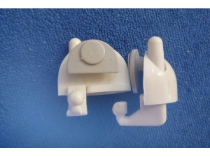 titan shower door parts NR014