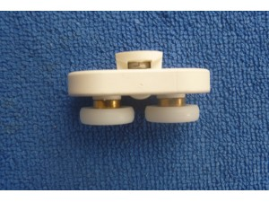 NR054 upper shower door roller