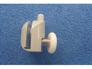 shower door rollers, single lower SR001