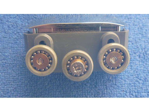 4 X Shower Door Rollers Runners Bearings Wheels