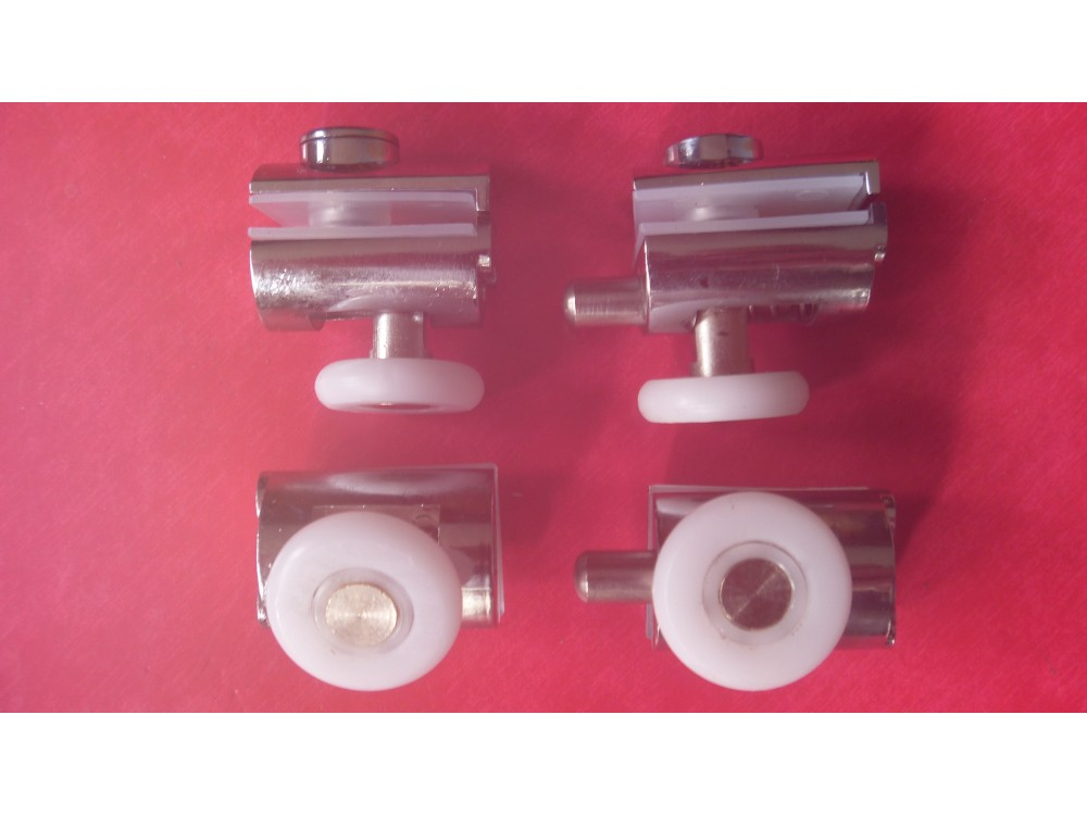 Shower Door Rollers Sr015a