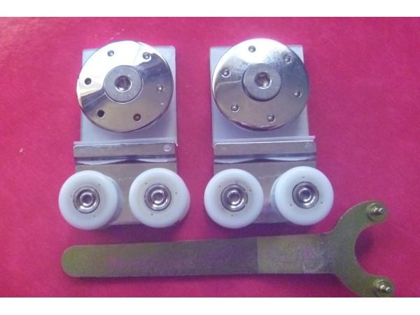shower door rollers SR043